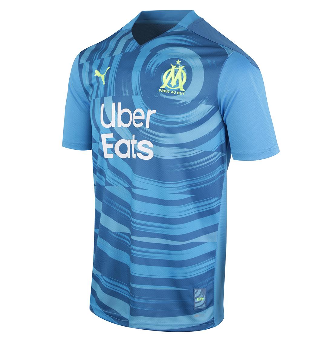 PUMA Football x l'Olympique de Marseille - Maillot Third