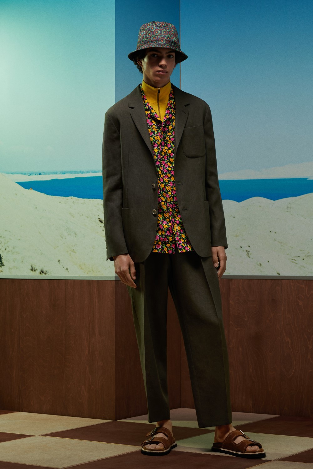 Paul Smith - Printemps-Été 2021 - London Fashion Week