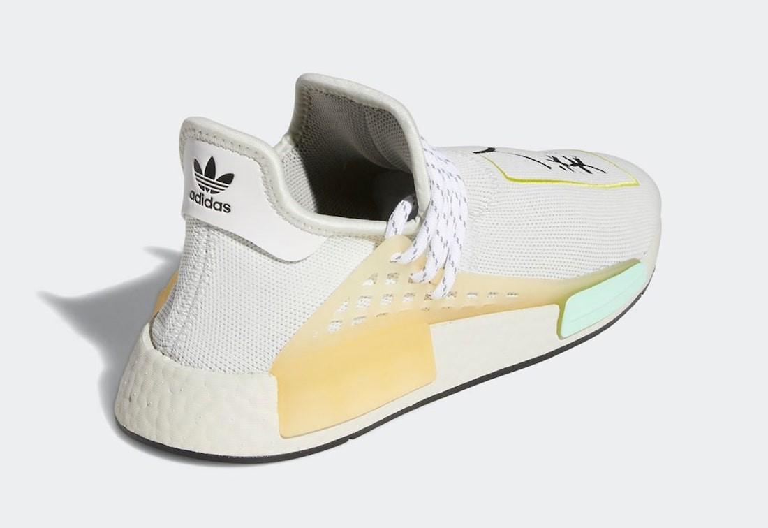 Pharrell x adidas NMD Hu Asia Pacific Exclusive