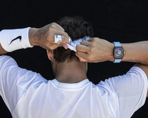 Richard Mille RM 27-04 Tourbillon x Rafael Nadal