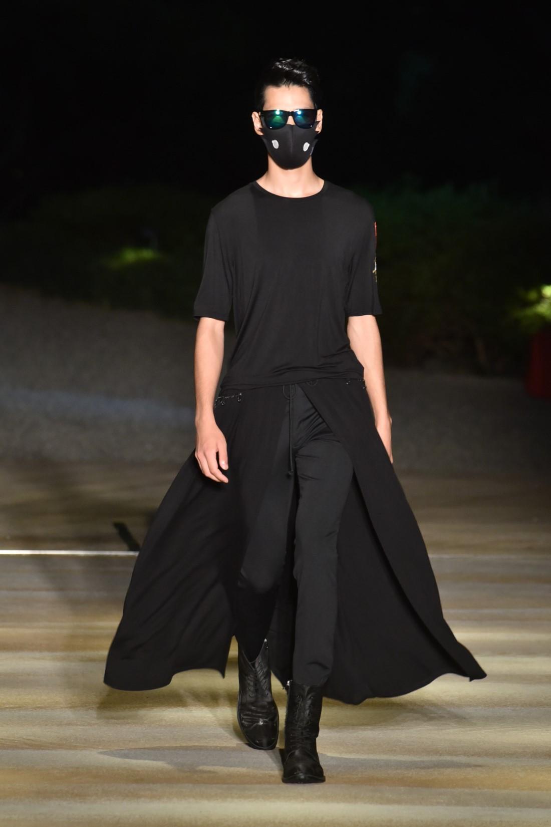 Rynshu - Printemps-Été 2021 - Tokyo Fashion Week