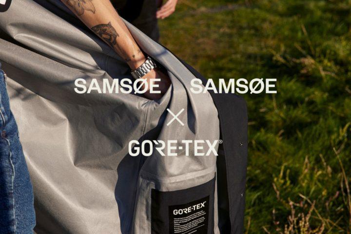 SAMSØE SAMSØE X GORE-TEX