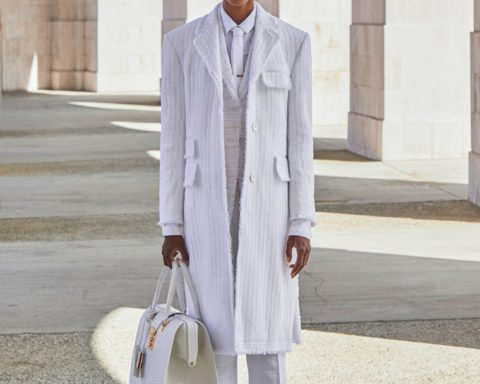 Thom Browne - Printemps-Été 2021 - Paris Fashion Week