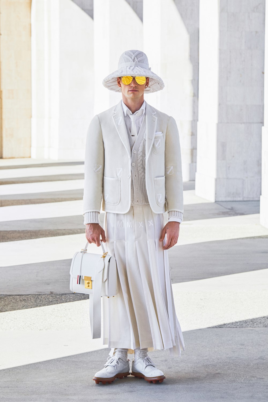 Thom Browne - Printemps-Été 2021 - Paris Fashion Week