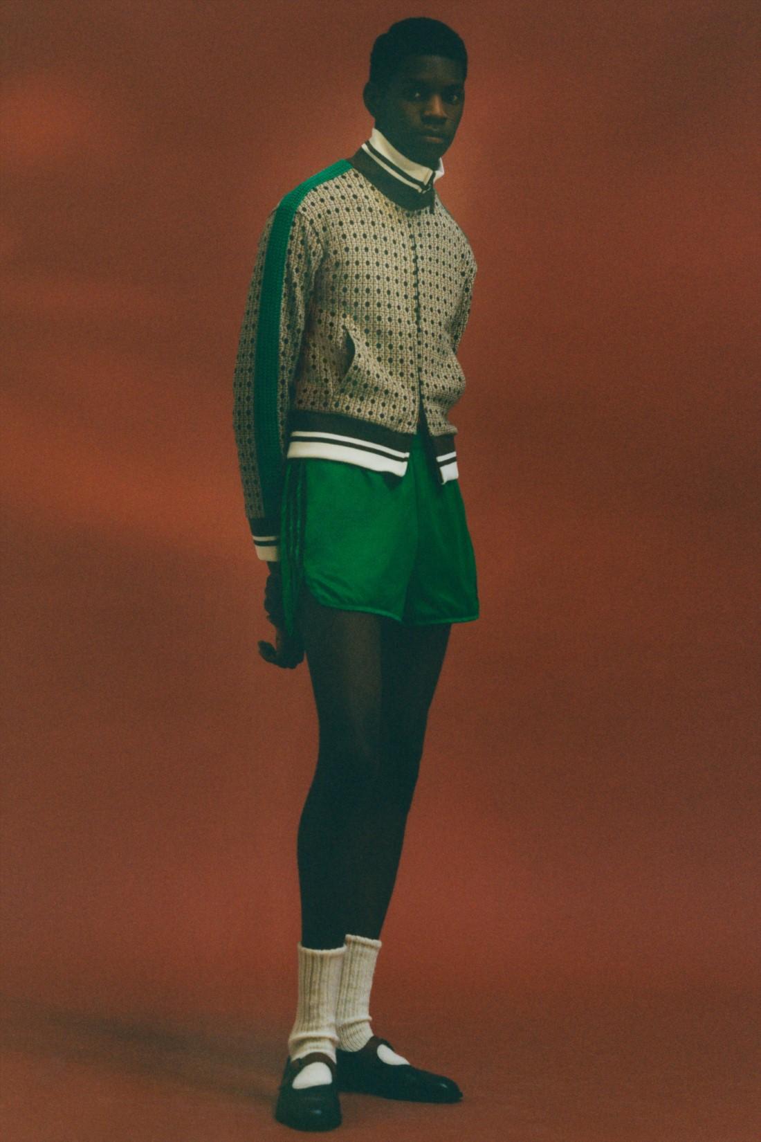 Wales Bonner - Printemps-Été 2021 - London Fashion Week