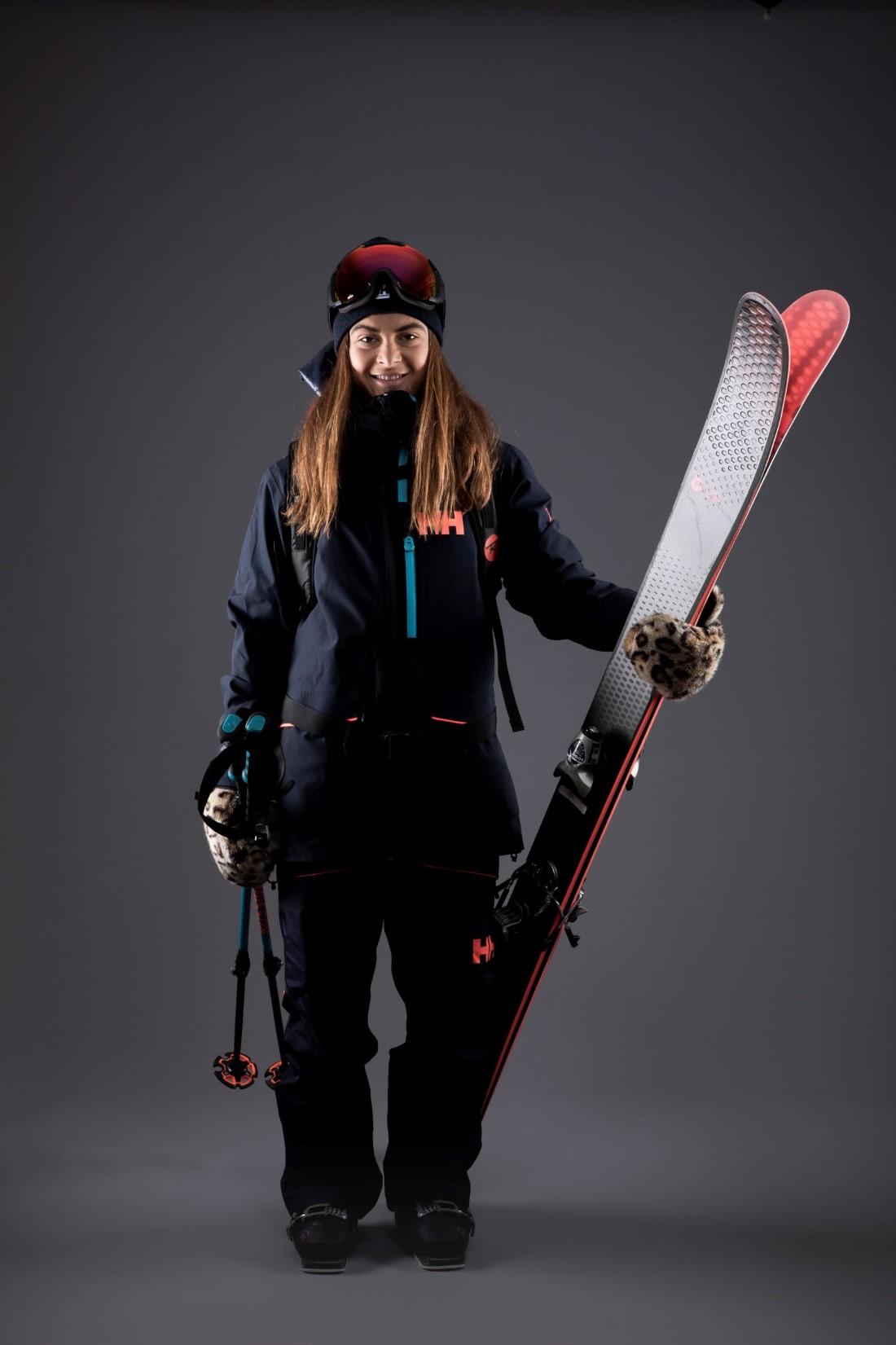 Alpina - Freeride World Tour 2021 - Juliette Willmann