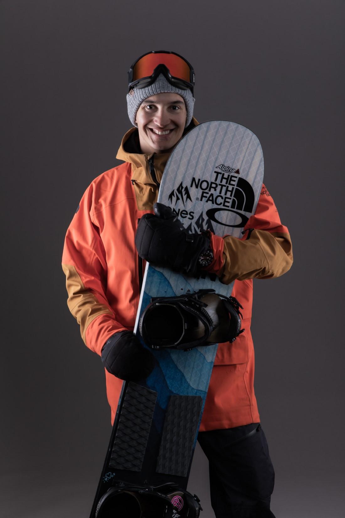 Alpina - Freeride World Tour 2021 - Victor De Le Rue