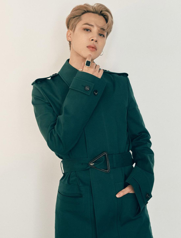 BTS x Esquire Numéro Hiver 2020 - Jimin