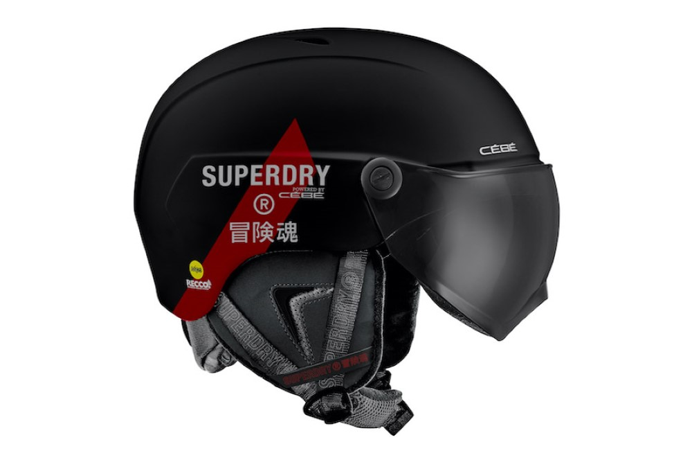 Cébé x Superdry - Casque Contest Vision MIPS