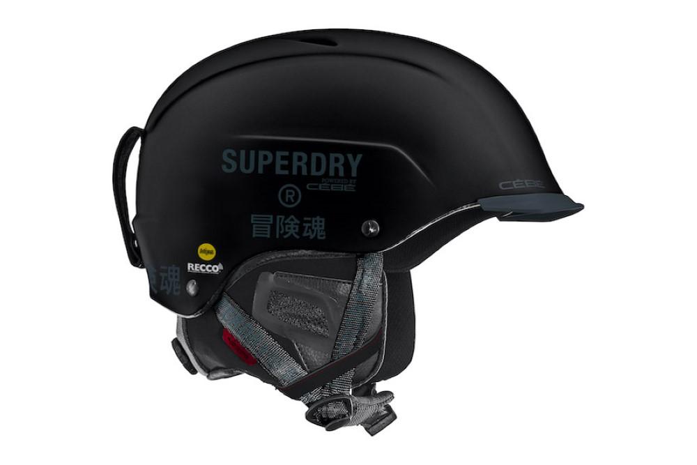 Cébé x Superdry - Casque Contest Visor Ultimate