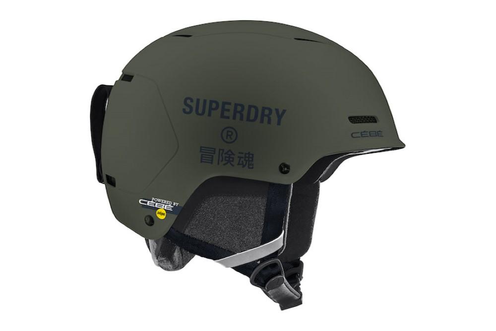 Cébé x Superdry - Casque POW MIPS