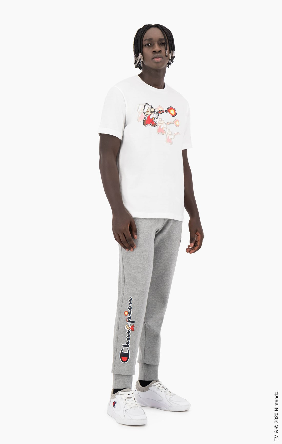 Champion x Super Mario Bros