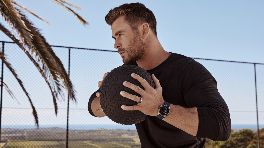 Chris Hemsworth - Campagne TAG Heuer