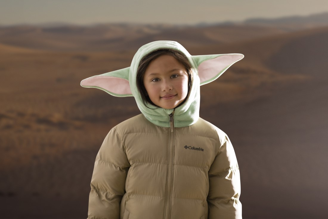 Columbia Sportswear x The Mandalorian