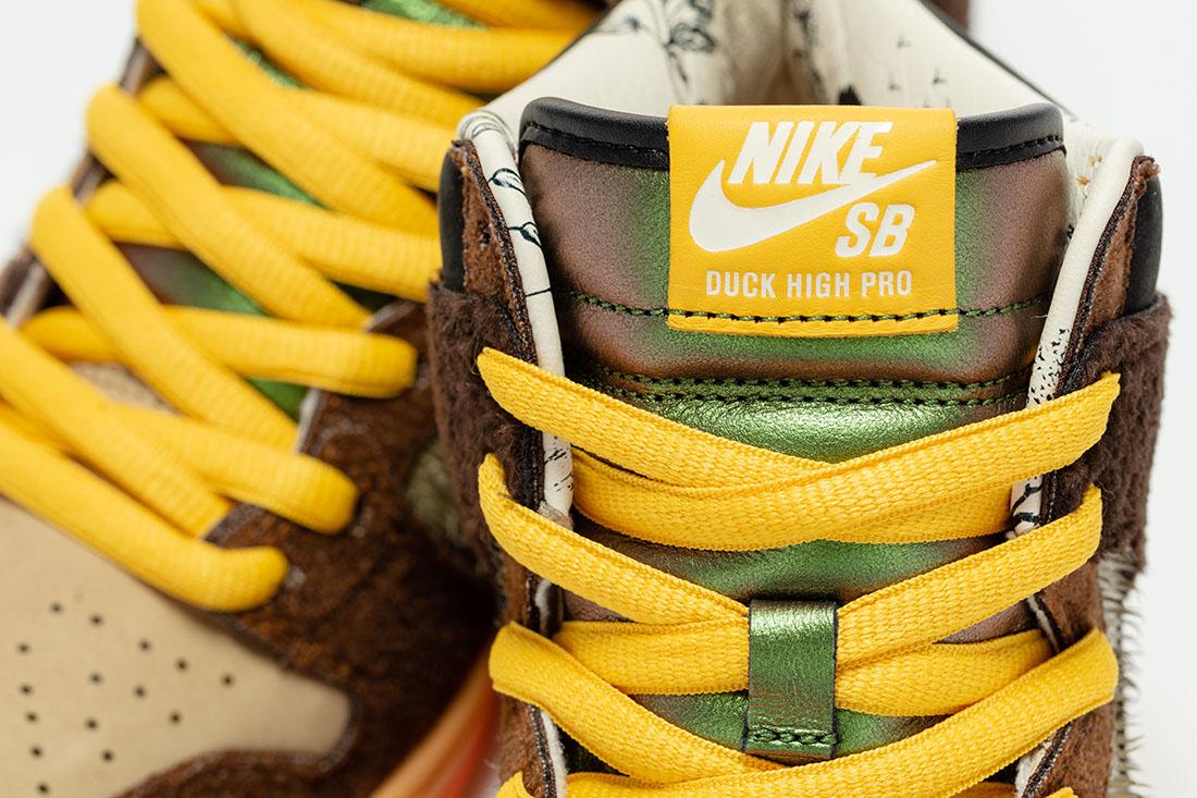 Concepts x Nike SB Dunk High TurDUNKen