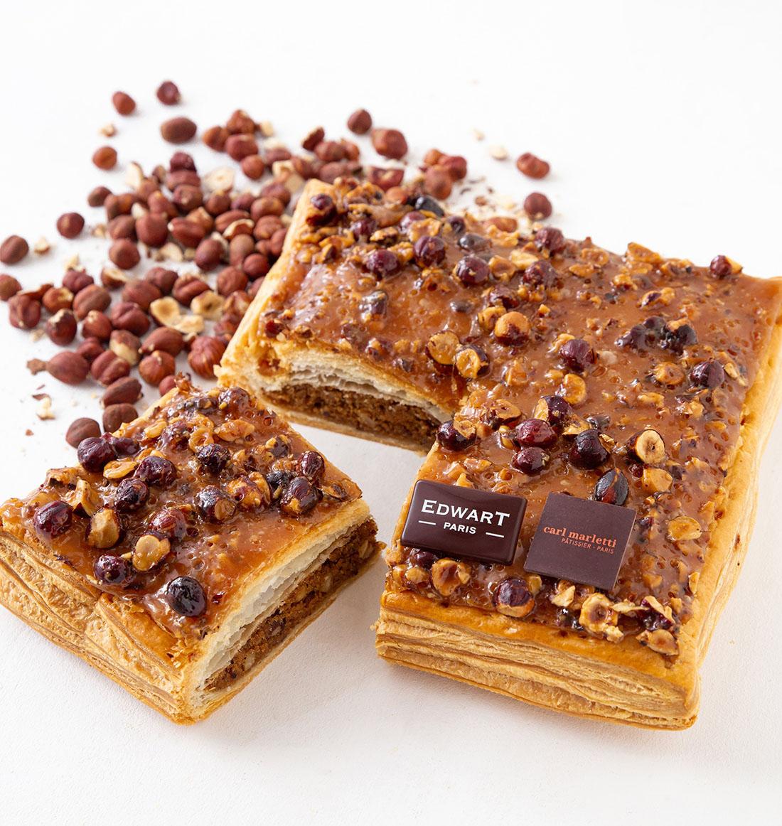 Épiphanie 2021 - Galette des Rois Edwart Chocolatier