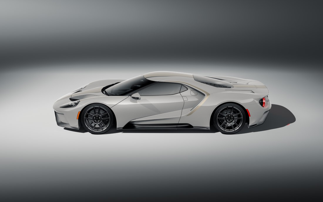 Ford GT Studio Collection