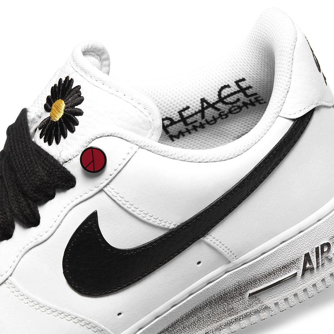"""G-Dragon PEACEMINUSONE x Nike Air Force 1 """"Para-noise 2"""""""