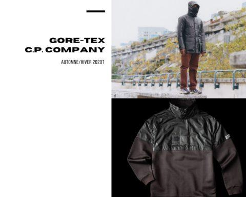 GORE-TEX x C.P. COMPANY