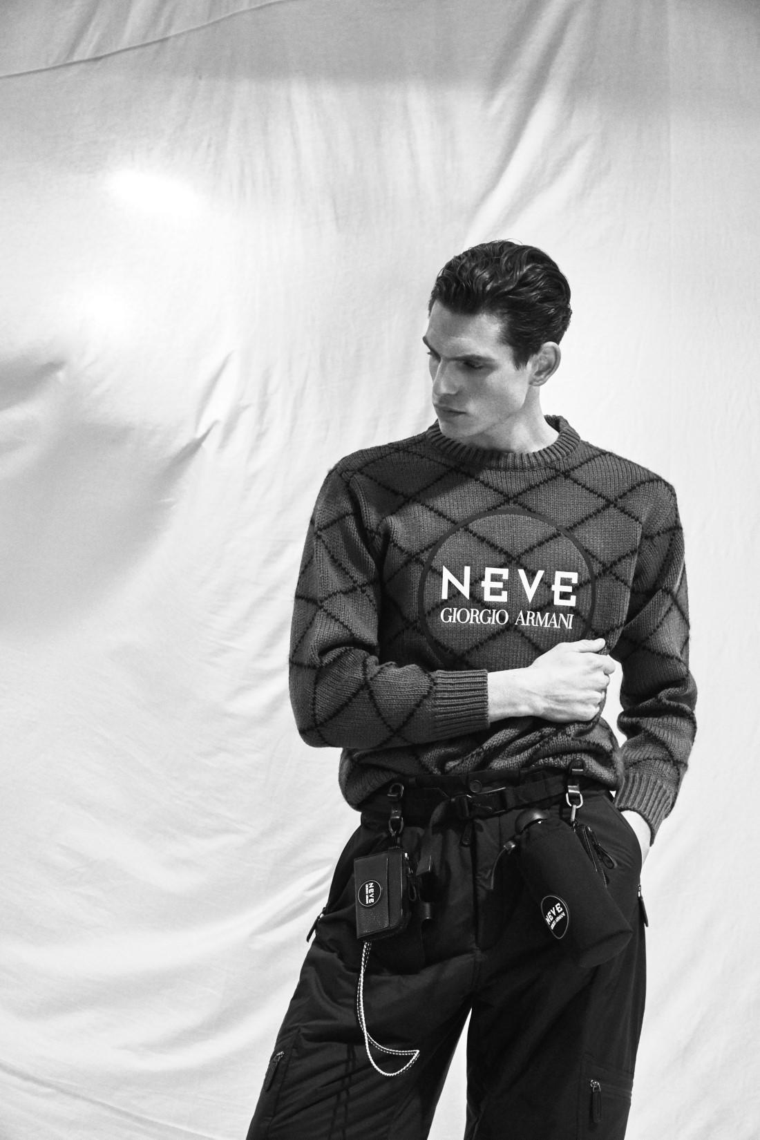 Giorgio Armani NEVE Automne-Hiver 2020