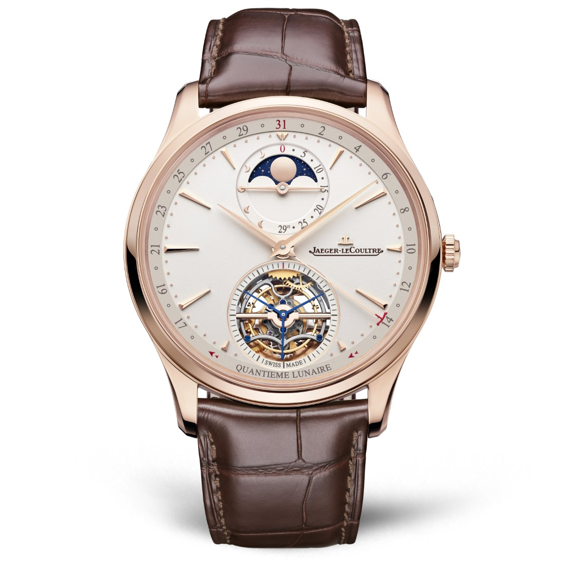 Jaeger-LeCoultre Master Ultra Thin Tourbillon Moon