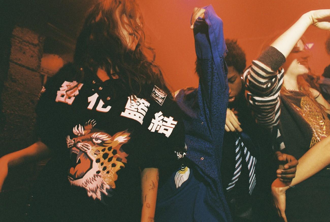 KENZO x Kansai Yamamoto