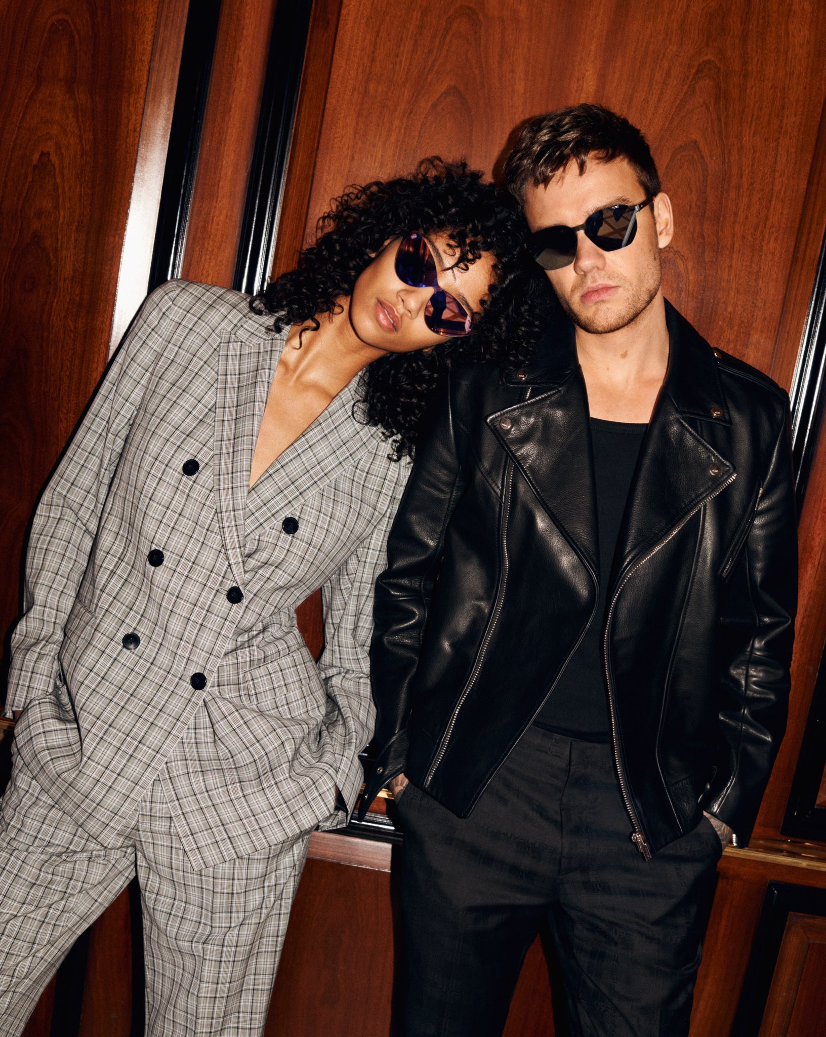 Liam Payne x HUGO - Campagne Eyewear Automne-Hiver 2020