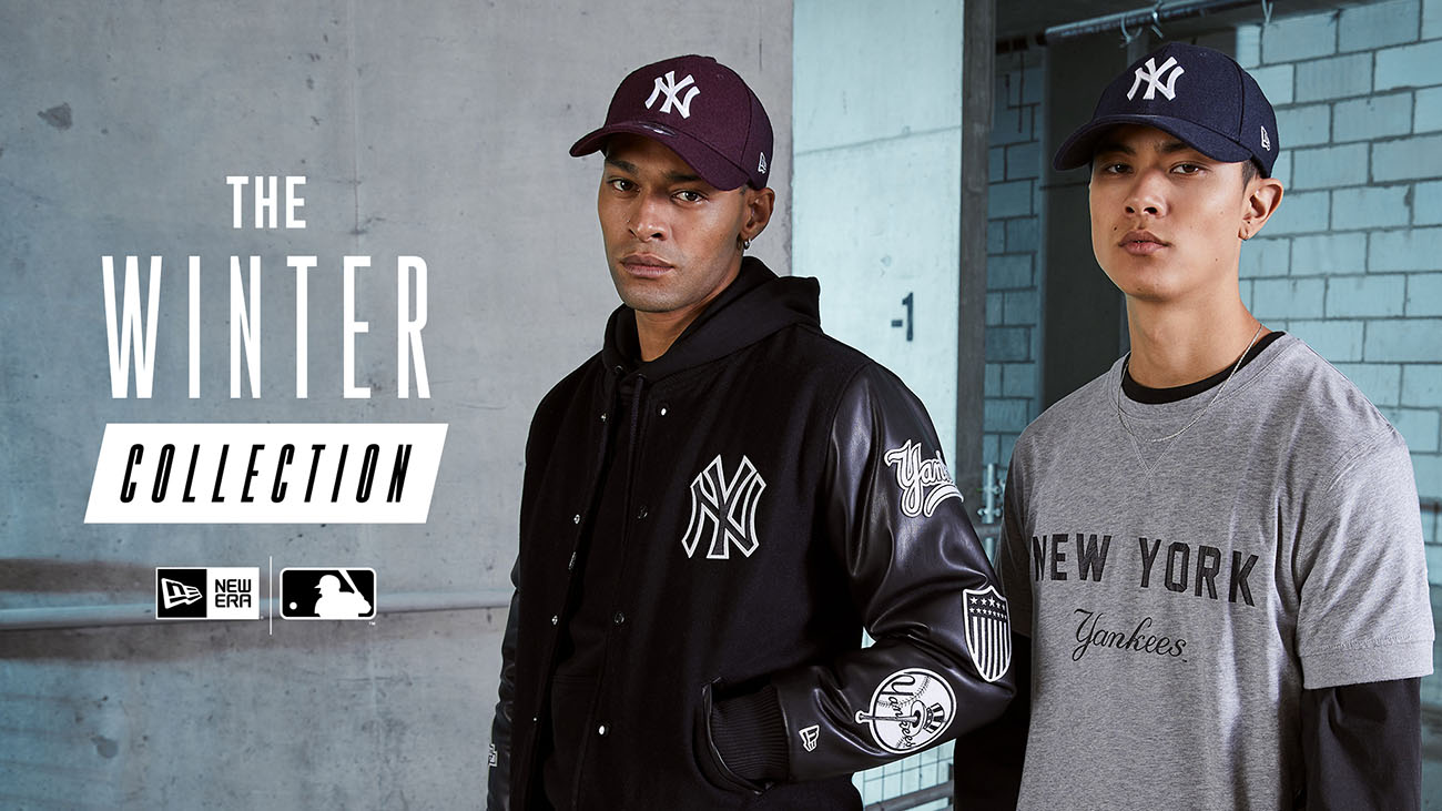 New Era Winter Collection