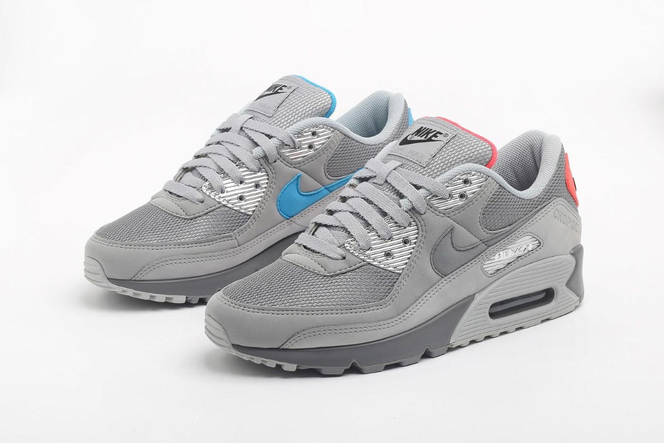 La Nike Air Max 90 Reçoit Un Traitement