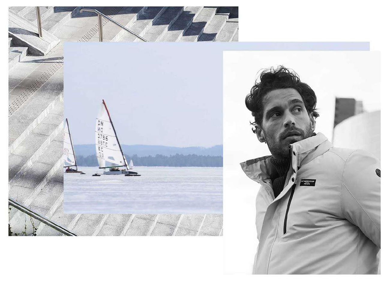 North Sails - Collection Ice Sailing