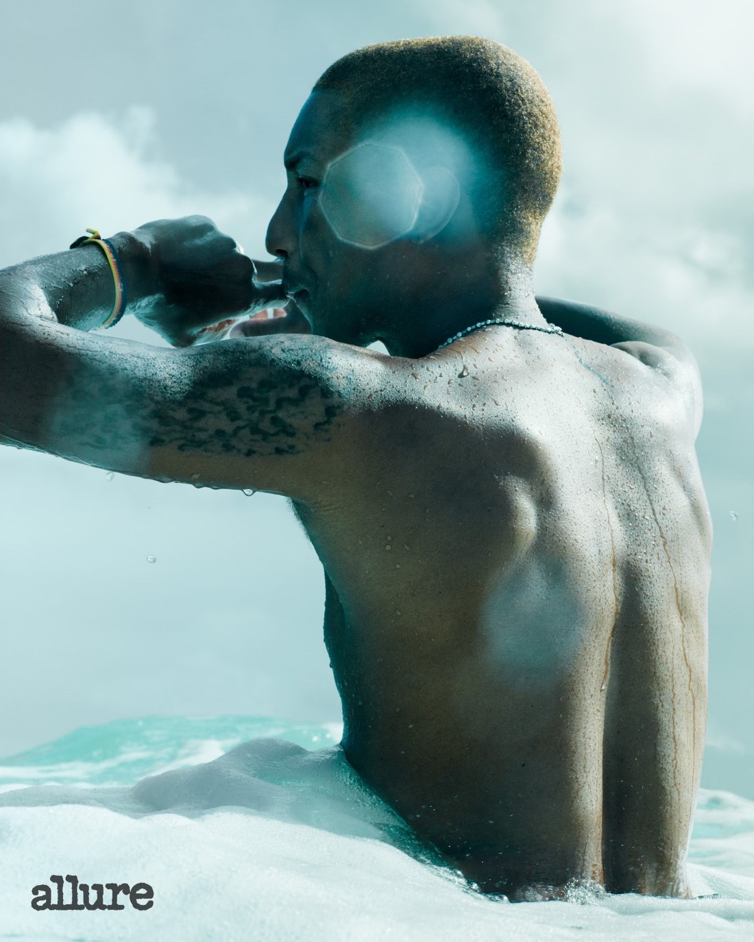 Pharrell Williams - Allure Magazine Décembre 2020