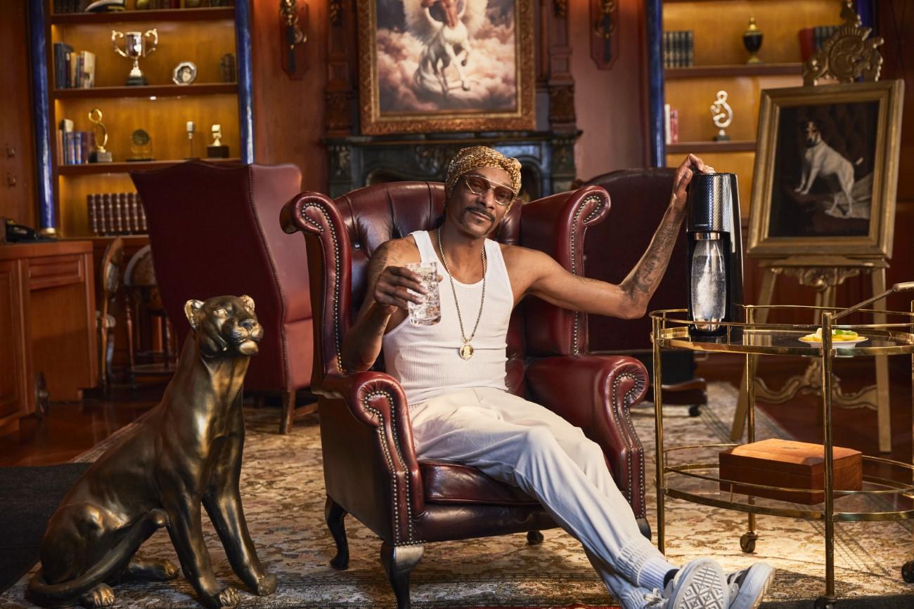 Snoop Dogg x SodaStream
