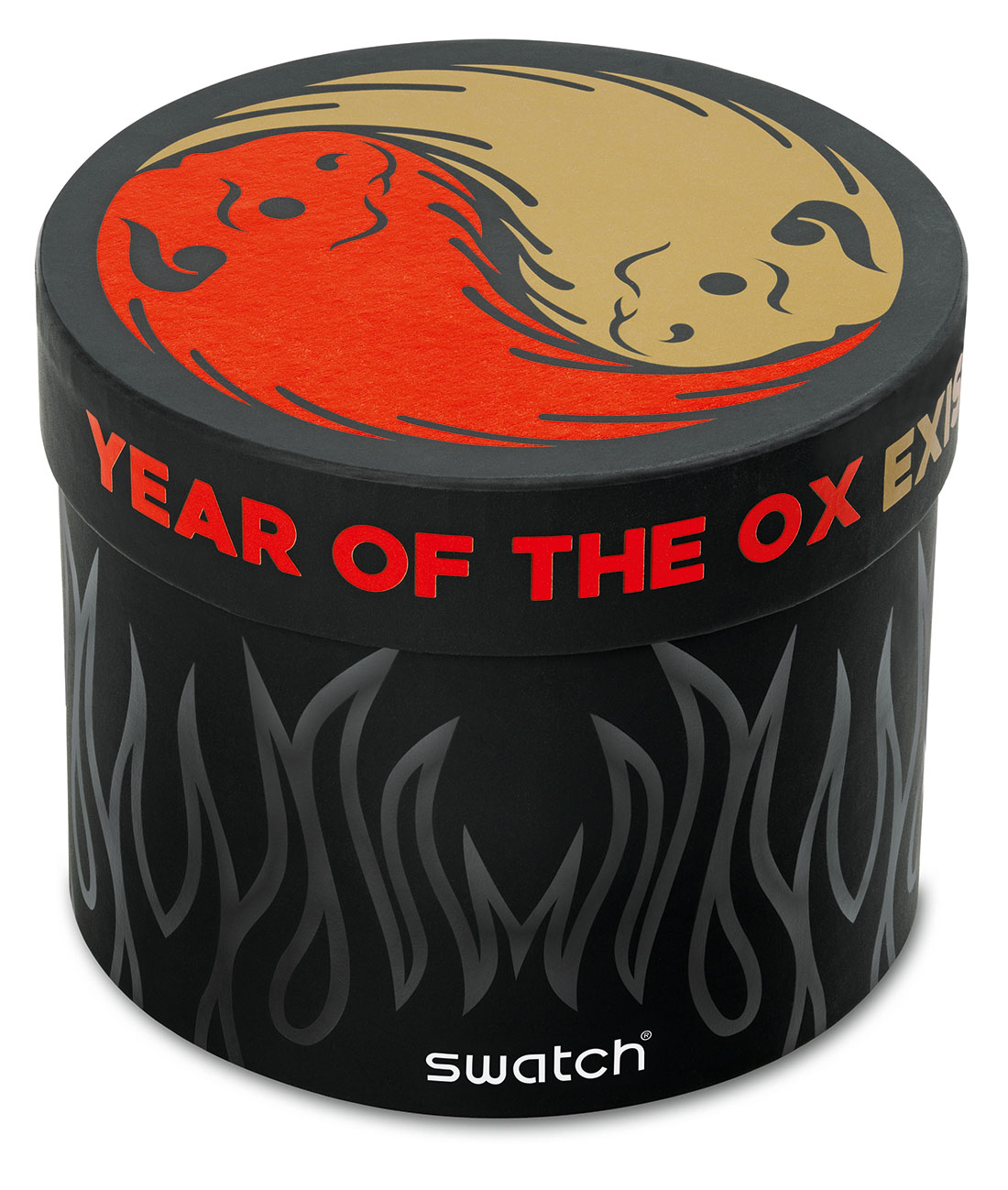 Swatch Year of the Ox