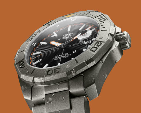 TAG Heuer Aquaracer Calibre 5 x Bamford Watch Department
