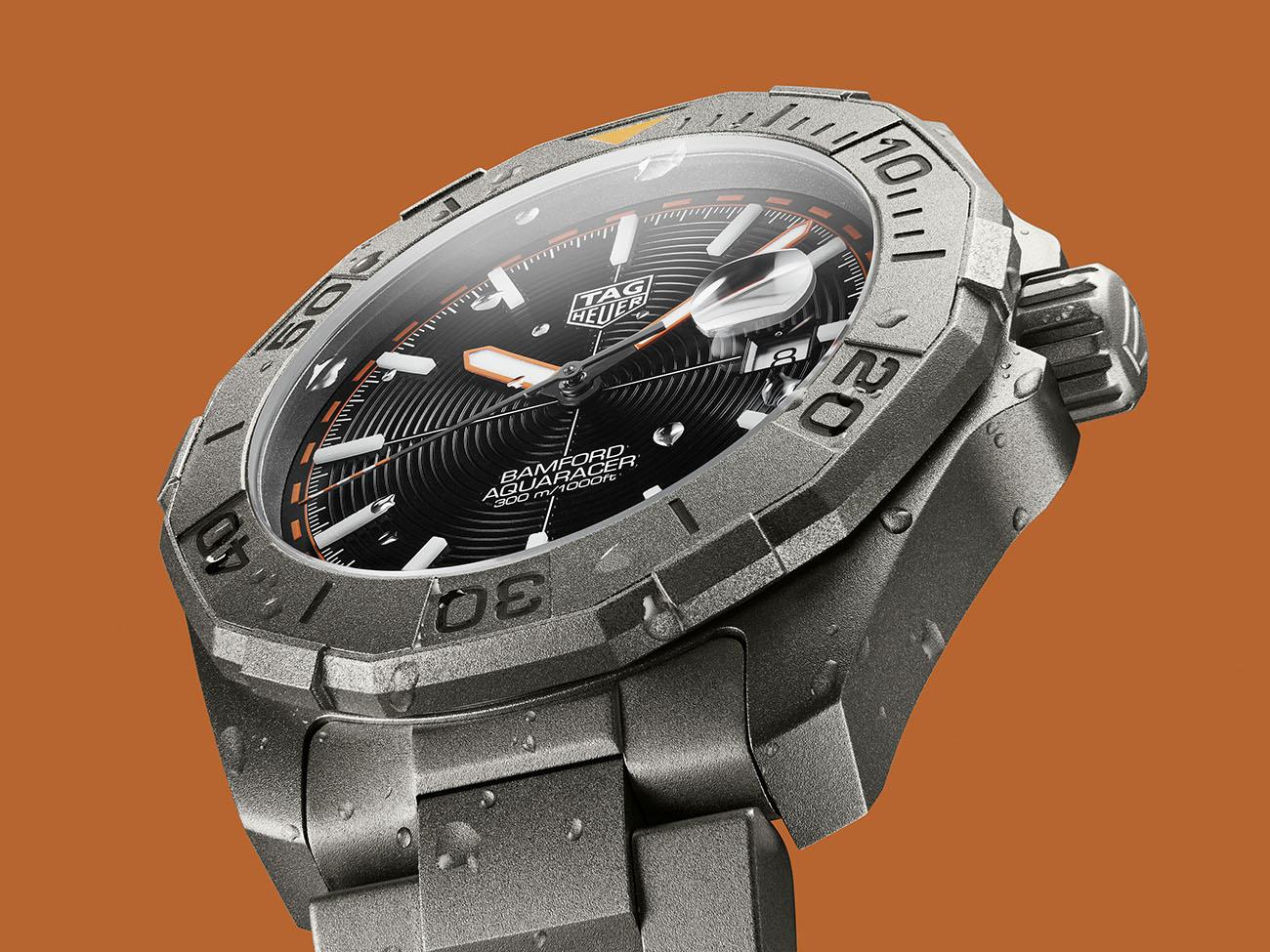 TAG Heuer Aquaracer Calibre 5 x Bamford Watch Department