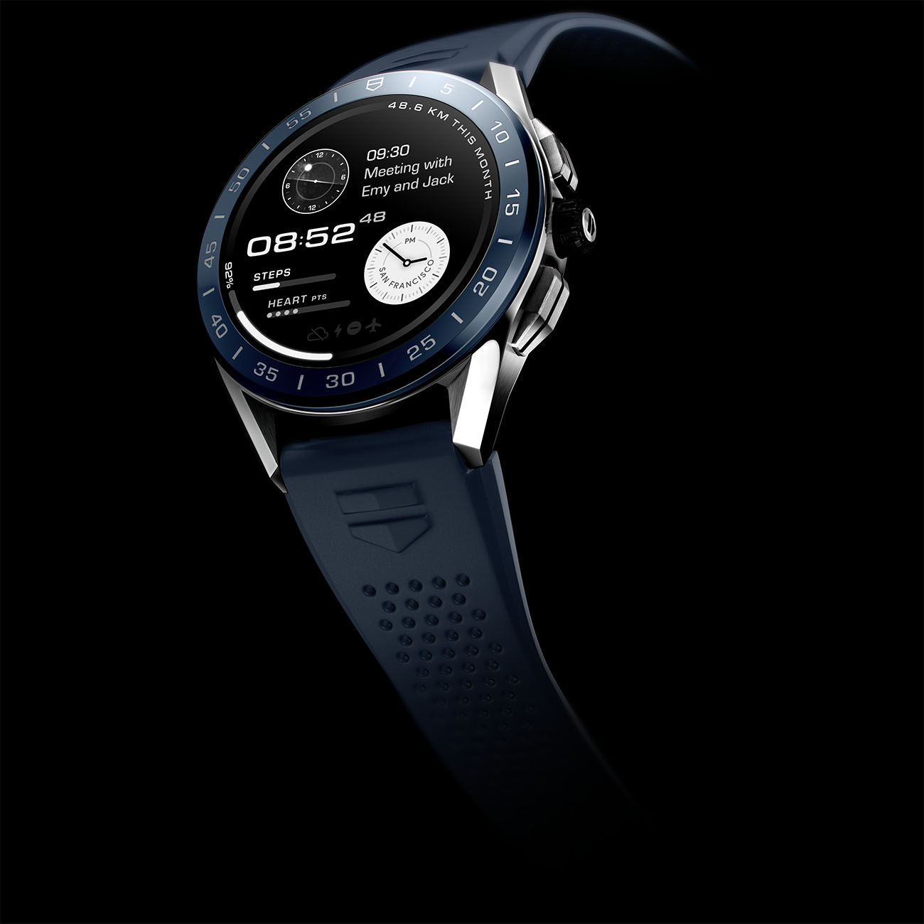 TAG Heuer Connected Hiver 2020