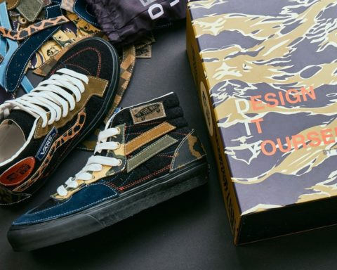 Taka Hayashi x Vans Vault DIY High & Low Pack