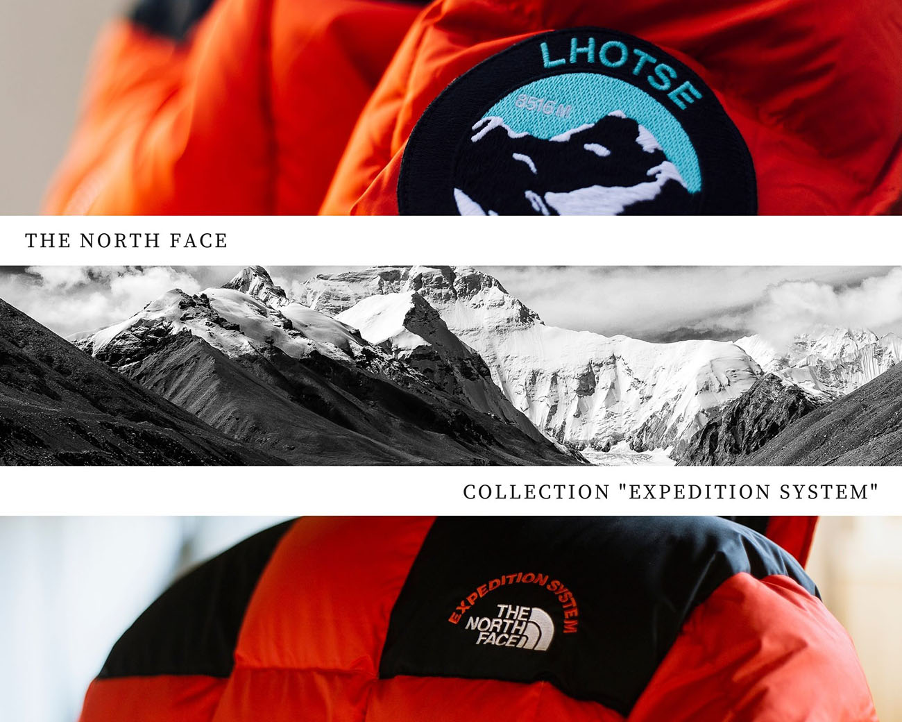 The North Face - Collection Expedition System