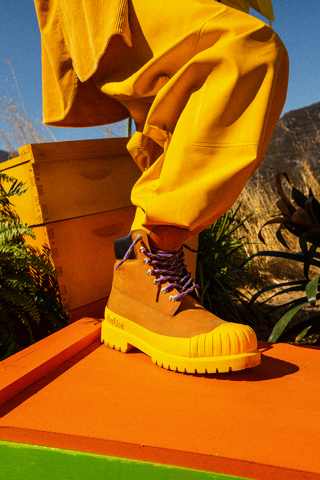 Timberland x Bee Line for Billionaire Boys Club
