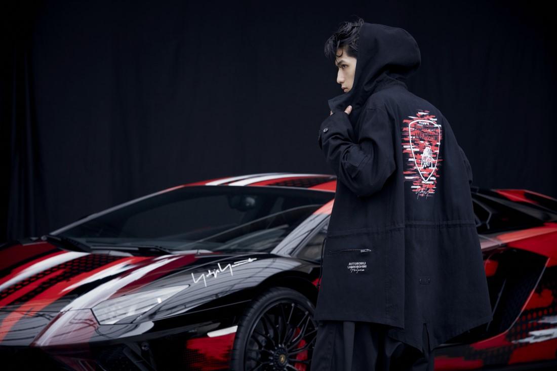 Yohji Yamamoto x Automobili Lamborghini