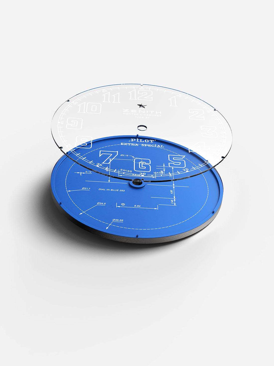Zenith Pilot Blue Print