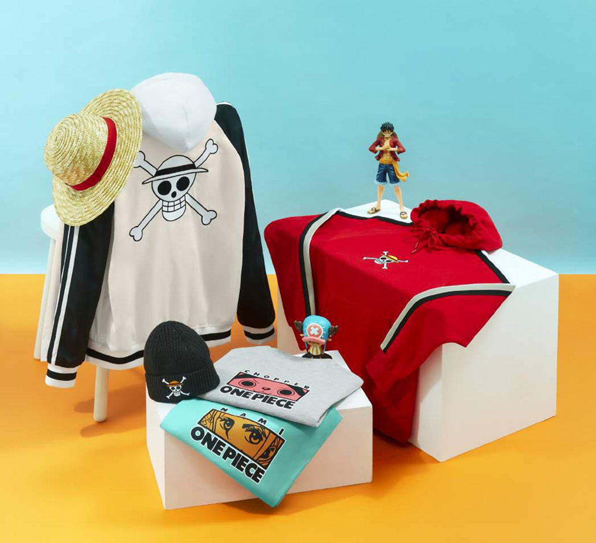celio x One Piece