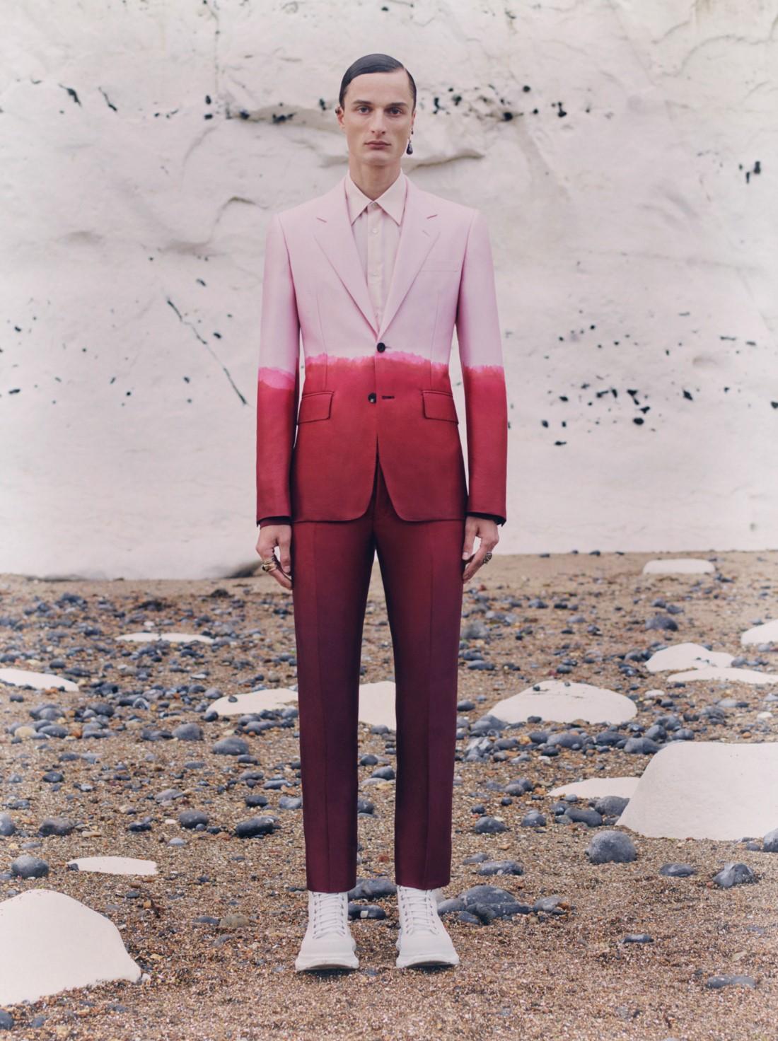 Alexander McQueen - Printemps-Été 2021