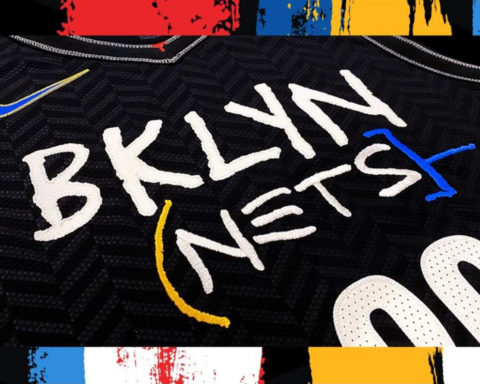 Brooklyn Nets - Jean-Michel Basquiat