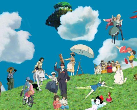 Ghibli Vinyl Collection