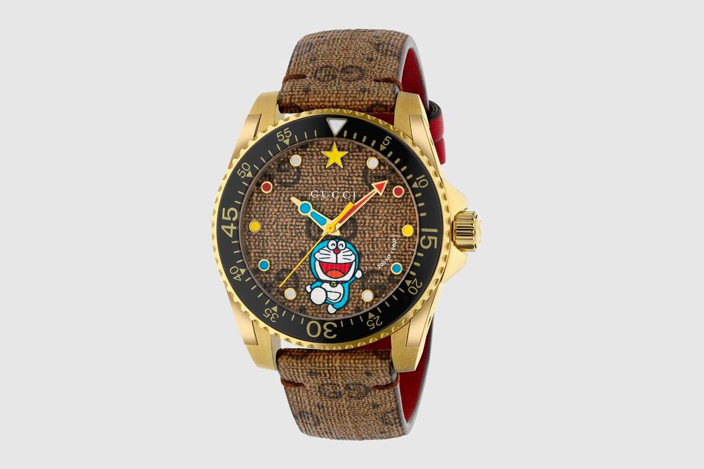 Gucci x Doraemon 44