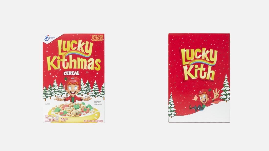 KITH x Lucky Charms - Collection Kithmas 2020