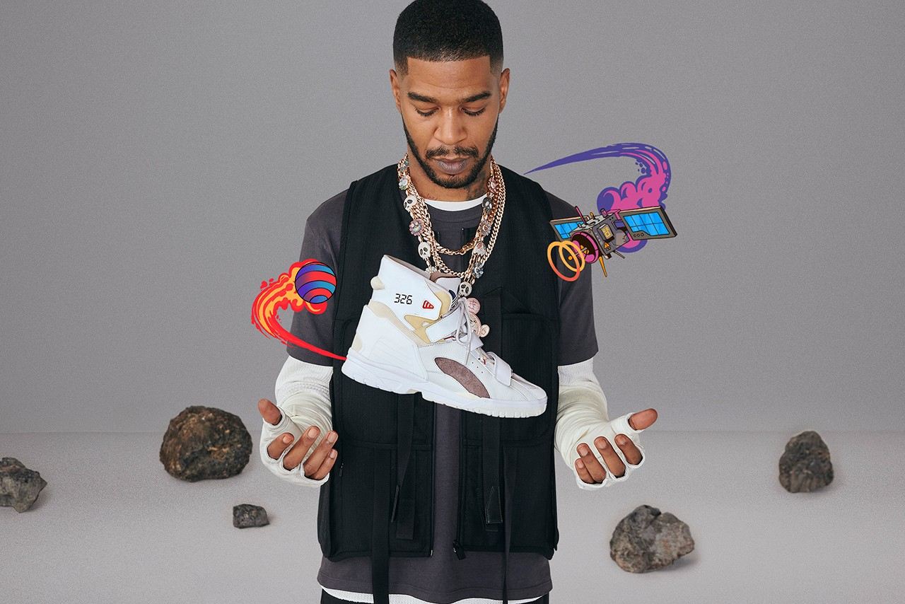 Kid Cudi x adidas Vadawam 326 Core Black
