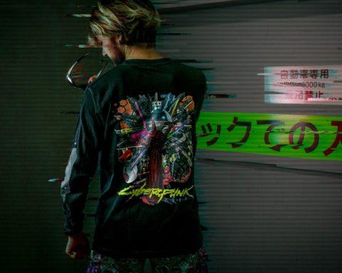 Kosuke Kawamura x Cyberpunk 2077 x Good Smile Company