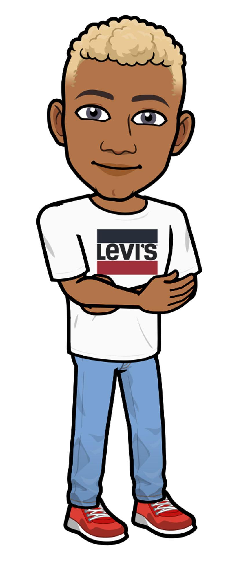 Levi's® x Bitmoji
